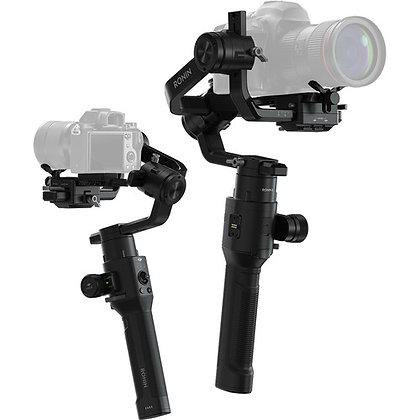 DJI Ronin-S 3-Axis Gimbal Kit DSLR 8lbs. Max Rental