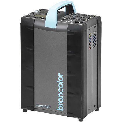 Broncolor Scoro A4S Kit Pack Only Rental