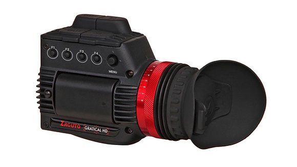 Zacuto Gratical HD Micro Viewfinder Kit Rental