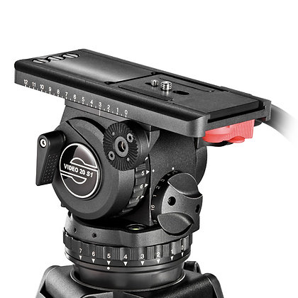 Sachtler Video 20 Fluid Head Kit Rental