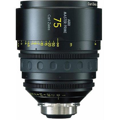 Arri Master Prime 75mm T1.3 Lens PL Rental