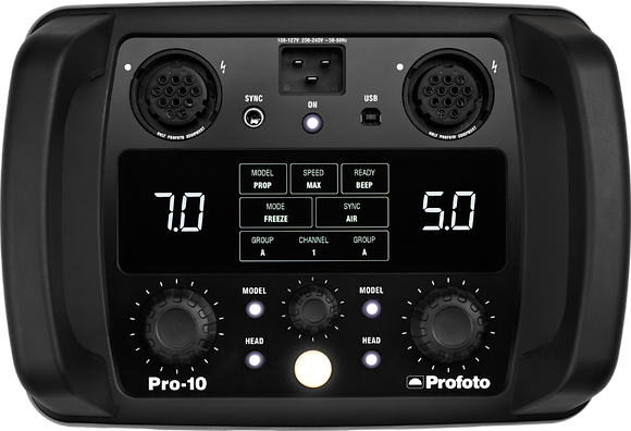 Profoto Pro-10 Strobe Pack Kit Rental