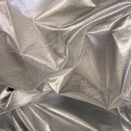 20x20 Lame Silver Rental