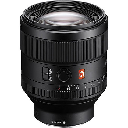 Sony FE 85mm F1.4 GM Lens E Rental