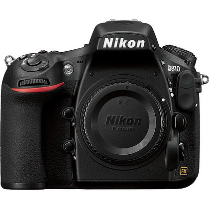 Nikon D810 Camera Kit Rental