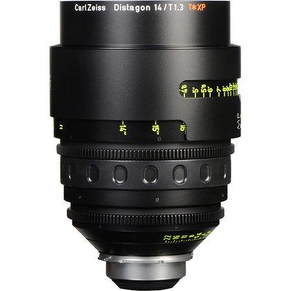 Arri Master Prime 14mm T1.3 Lens PL Rental