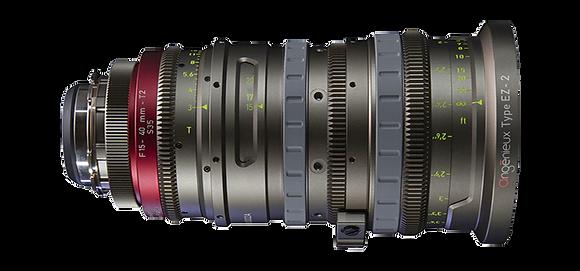 Angenieux EZ-2 15-40mm T2.0 S35 Lens PL/E Rental