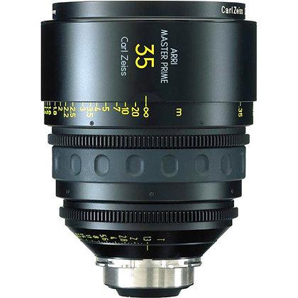 Arri Master Prime 35mm T1.3 Lens PL Rental