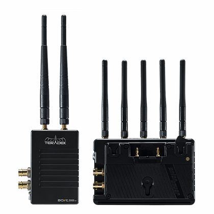 Teradek Bolt Pro 3000 XT 1 Transmitter  1 Receiver Kit Rental