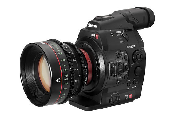 Canon C300 Camera Kit Rental