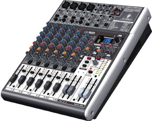 Behringer 12-Channel Audio Mixer Kit Rental