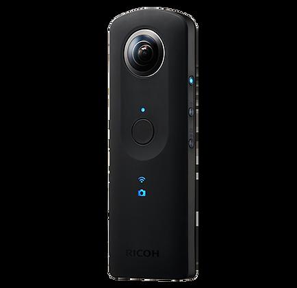 Ricoh Theta S Virtual Reality 360 Camera Rental