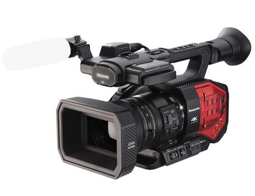 Panasonic DVX-200 4k Camera Kit Rental