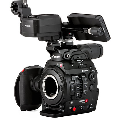 Canon C300 MKII Camera Kit Rental