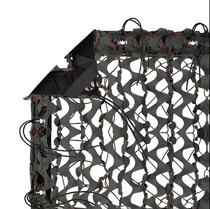 20x30 Jungle Camo Net Rental