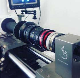 Rent Cinema Lenses - Flüg NYC