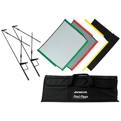 18x24 Fast Flag Kit Rental