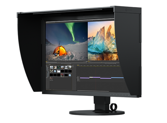 "27"" Eizo ColorEdge CG279X HDR Display Kit Rental"