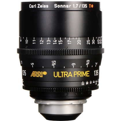 Arri Ultra 135mm T1.9 Lens PL Rental