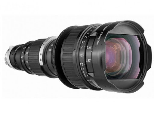Angenieux 17-102mm T2.9 Vintage Anamorphic Lens PL Rental