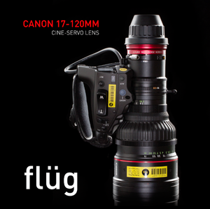 Rent Canon Cine-Servo Cinema Lenses - Flüg NYC