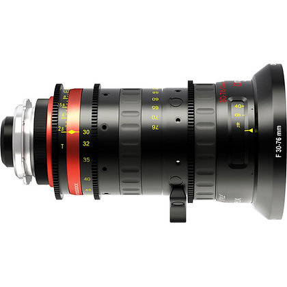 Angenieux Optimo Style 30-76mm T2.8 Lens PL/EF Rental