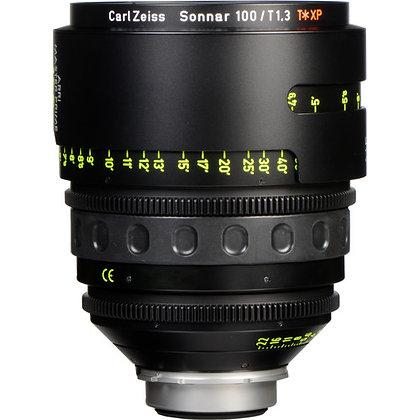 Arri Master Prime 100mm T1.3 Lens PL Rental