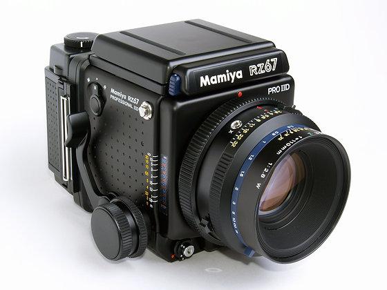 Mamiya Pro IID Camera Body Rental