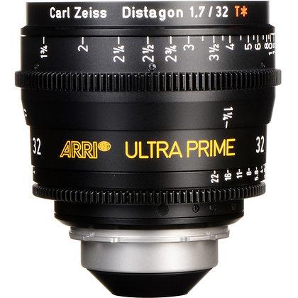 Arri Ultra 32mm T1.9 Lens PL Rental