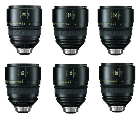 Arri Master 6 Lens PL Rental