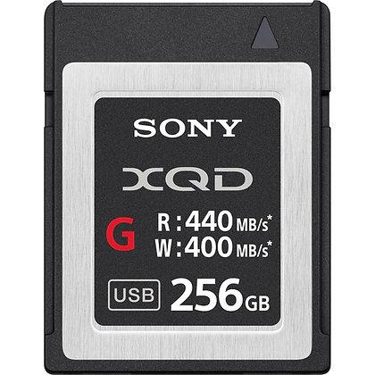 XQD 256GB G Series Media Card Rental