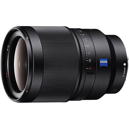 Sony FE 35mm F1.4 Distagon T ZA Lens E Rental