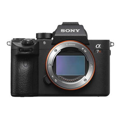 Sony A7R III Mirrorless Camera Kit Rental