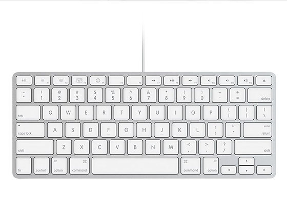 Apple Wired Keyboard Rental
