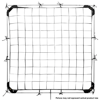 6x6 Eggcrate / 50 Degree Fabric Grid Rental