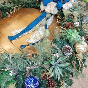 """72"""" wreath detail.jpg"""