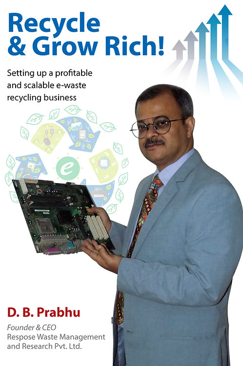 Book - Recycle and Grow Rich!