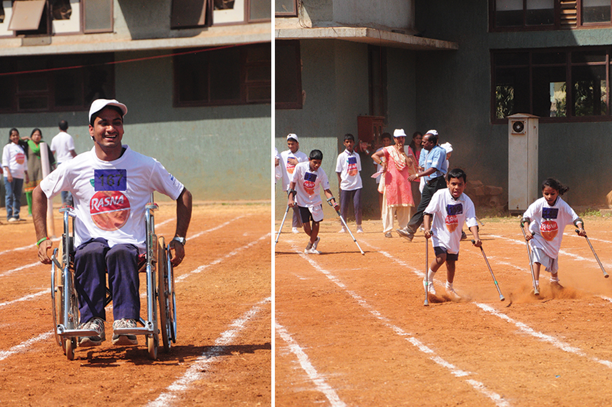 Differently-abled-sports-meet