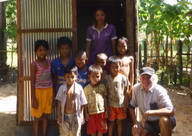 The Foundation of the Cambodia Clean Water and Toilet Project