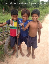 Cambodia Clean Water and Toilet Project