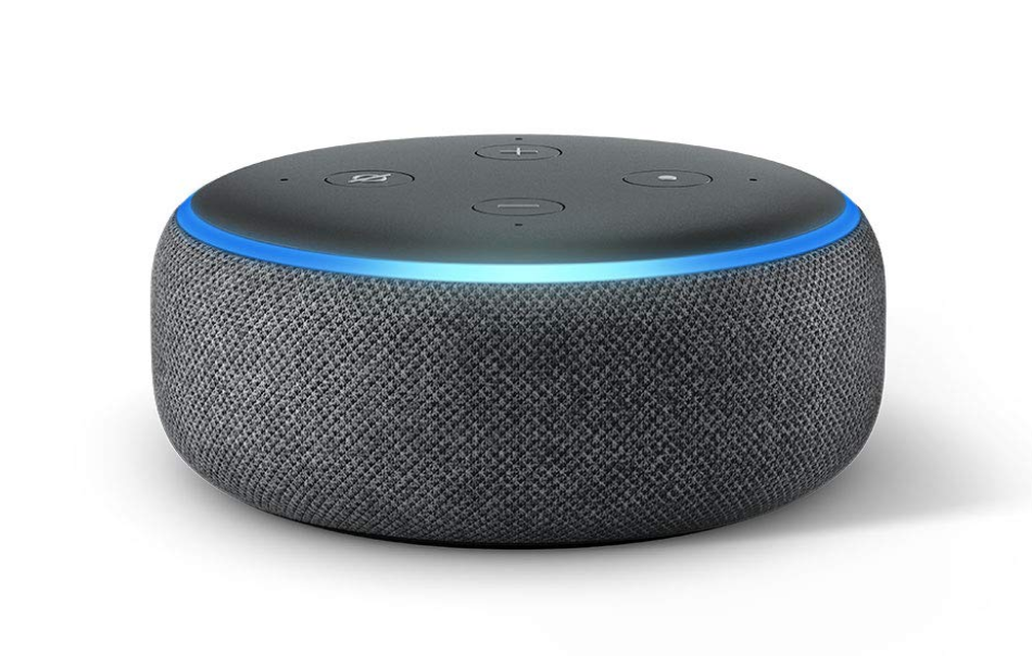 Amazon Echo Dot with Alexa (3rd generation)