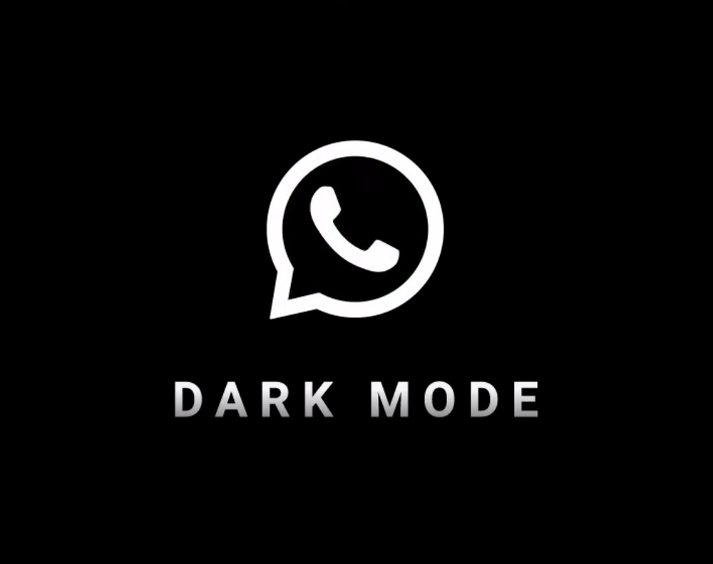 Dark mode is now on WhatsApp for iOS and Android