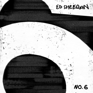 Ed Sheeran's new album - 'No 6 Collaborations Project'