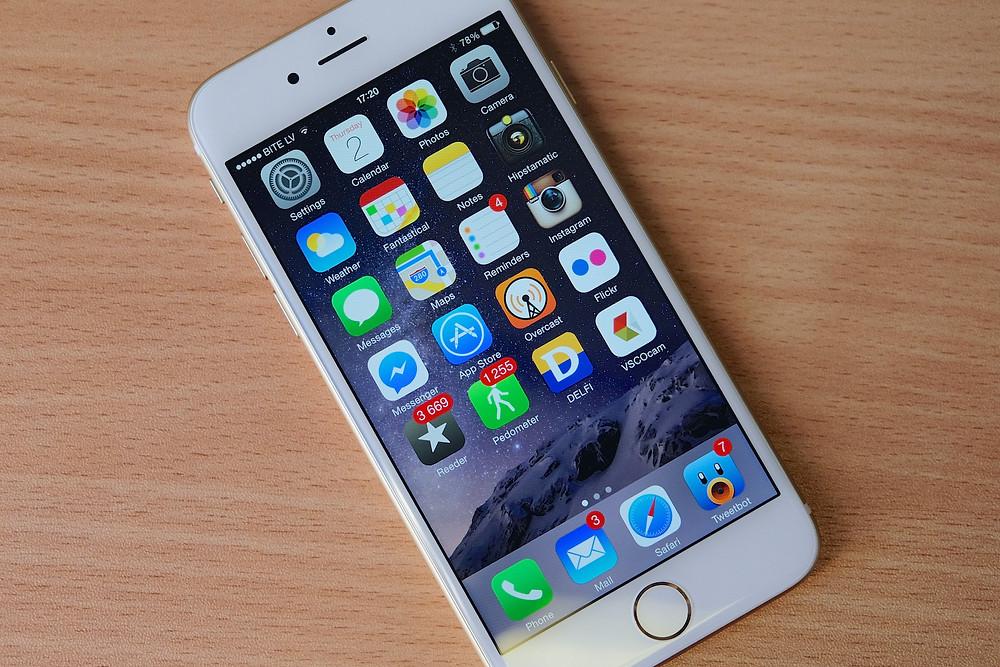 iOS - Apple iPhone 6