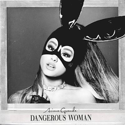 """Dangerous Woman"" - image via Shazam"