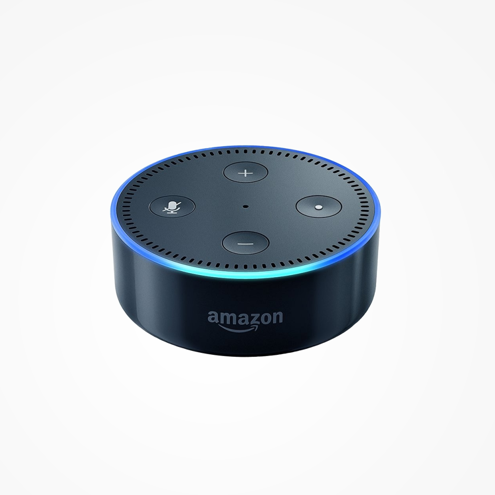Amazon Echo Dot 2nd Gen | Tech | News | Hartley Productions | hartleyproductions.uk
