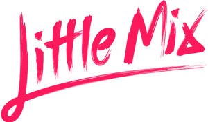 Little Mix Band Logo | Music | No More Sad Songs | Charts | BigTop40 | Track | Tune | Radio55 Official | hartleyproductions.uk
