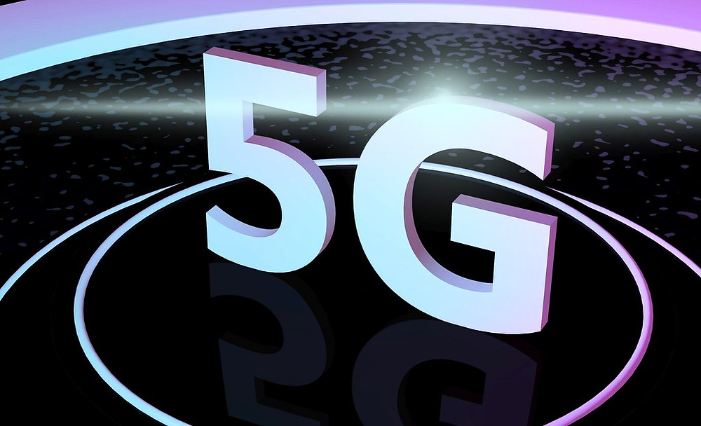5G is here!