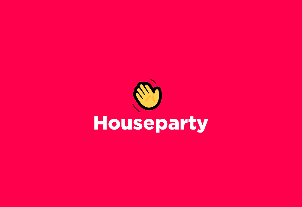 Houseparty Logo Red