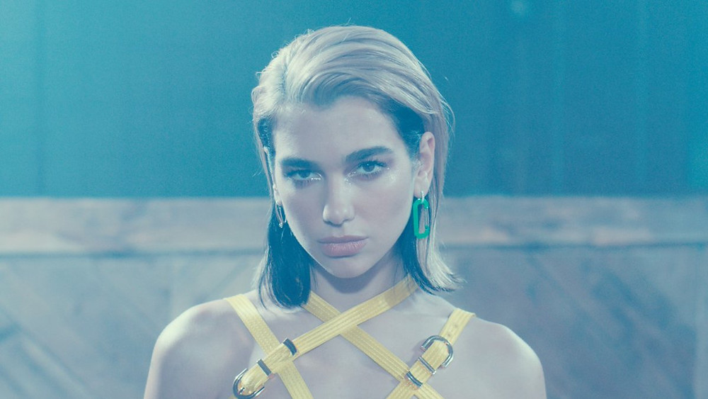 Dua Lipa returns with a brand new single - 'Don't Start Now'